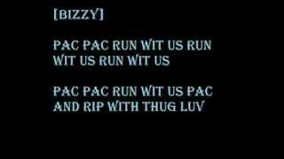 Bone Thugs-N-Harmony ft 2pac thug luv lyrics