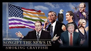 Smoking Crayfish & Gay Marriage: Songify the News #9