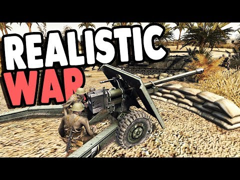 HUGE WWII REALISTIC ARMIES | Men of War: Assault Squad 2 Multiplayer Gameplay