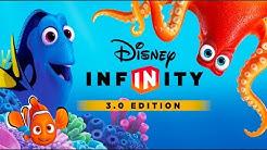 FINDET DORIE NEMO Deutsch Spiele Videos - Disney Infinity 3.0