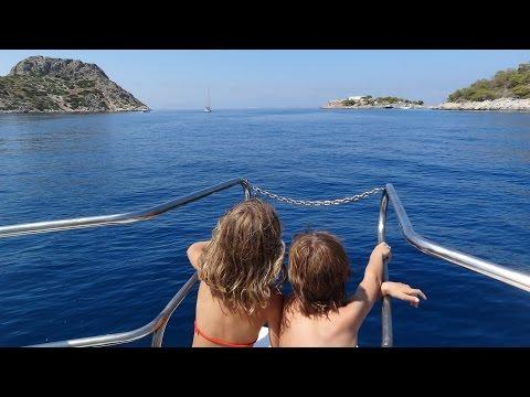 Aegina Island - One Day Boat Cruise To Neighbouring Islands - AeginaGreece.com