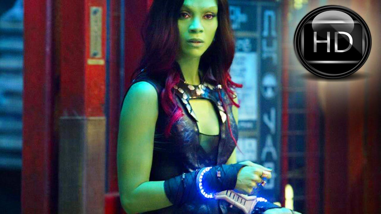 Guardians of the Galaxy 2 Trailer Gamora Slow Dance 2017 ... |Gamora Guardians Of The Galaxy Trailer