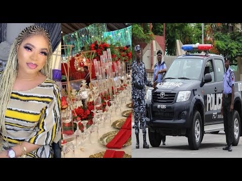 Bobrisky Loss Millions As Police shutdown venue Of His 28th birthday party in Lekki,Nigerians react