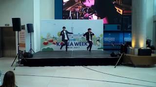 K-pop dance (@ Korean Culture Fair 2018, Ottawa)