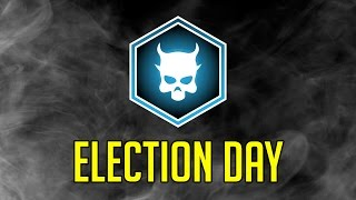 [Payday 2] One Down Difficulty - Election Day (Solo Stealth)