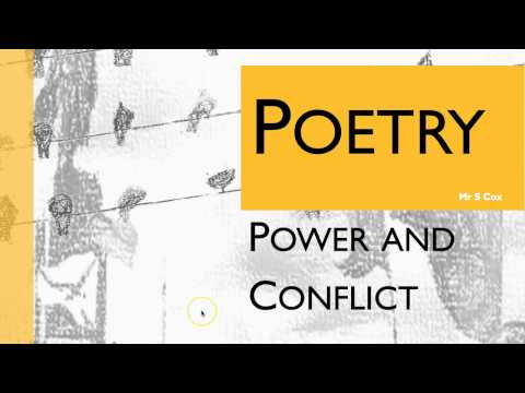 Download Brilliant Free Revision Guide for Power and Conflict Poems AQA
