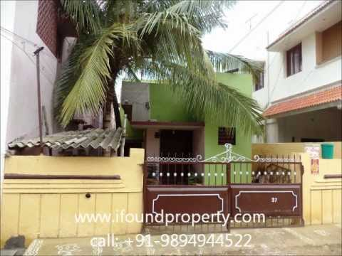 Independent house in ganapathy, Coimbatore- www.ifoundproperty.com