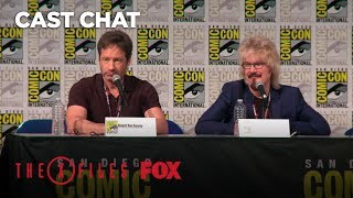 Video THE X-FILES Panel At Comic-Con 2017 | Season 10 | THE X-FILES download MP3, 3GP, MP4, WEBM, AVI, FLV Agustus 2017