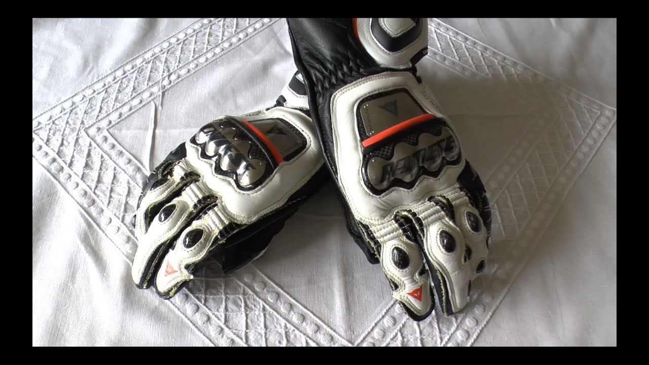 Motorcycle gloves metal - Dainese Full Metal Rs Gloves Review Mb