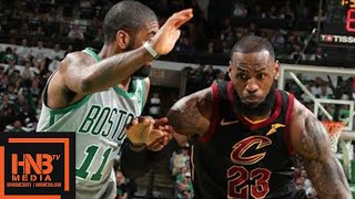 Cleveland Cavaliers vs Boston Celtics Full Game Highlights / Feb 11 / 2017-18 NBA Season thumbnail