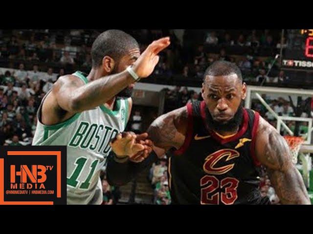 Cleveland Cavaliers vs Boston Celtics Full Game Highlights / Feb 11 / 2017-18 NBA Season #1