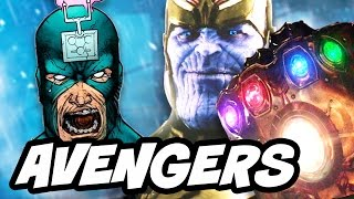 Avengers Infinity War Marvel Inhumans Crossover and AOS Explained