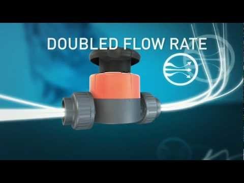 Trailer New Generation Diaphragm Valves - By GF Piping Systems