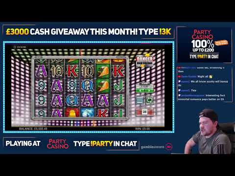 Live Slots With Scotty!!