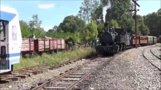 Train de l'Ardèche - Mastrou -  HD - vidéo 202