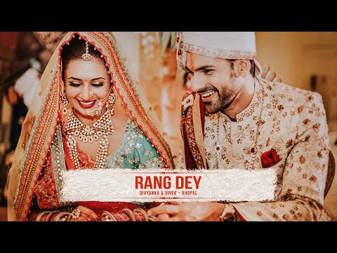 Rang Dey - The wedding trailer of Divyanka Tripathi...