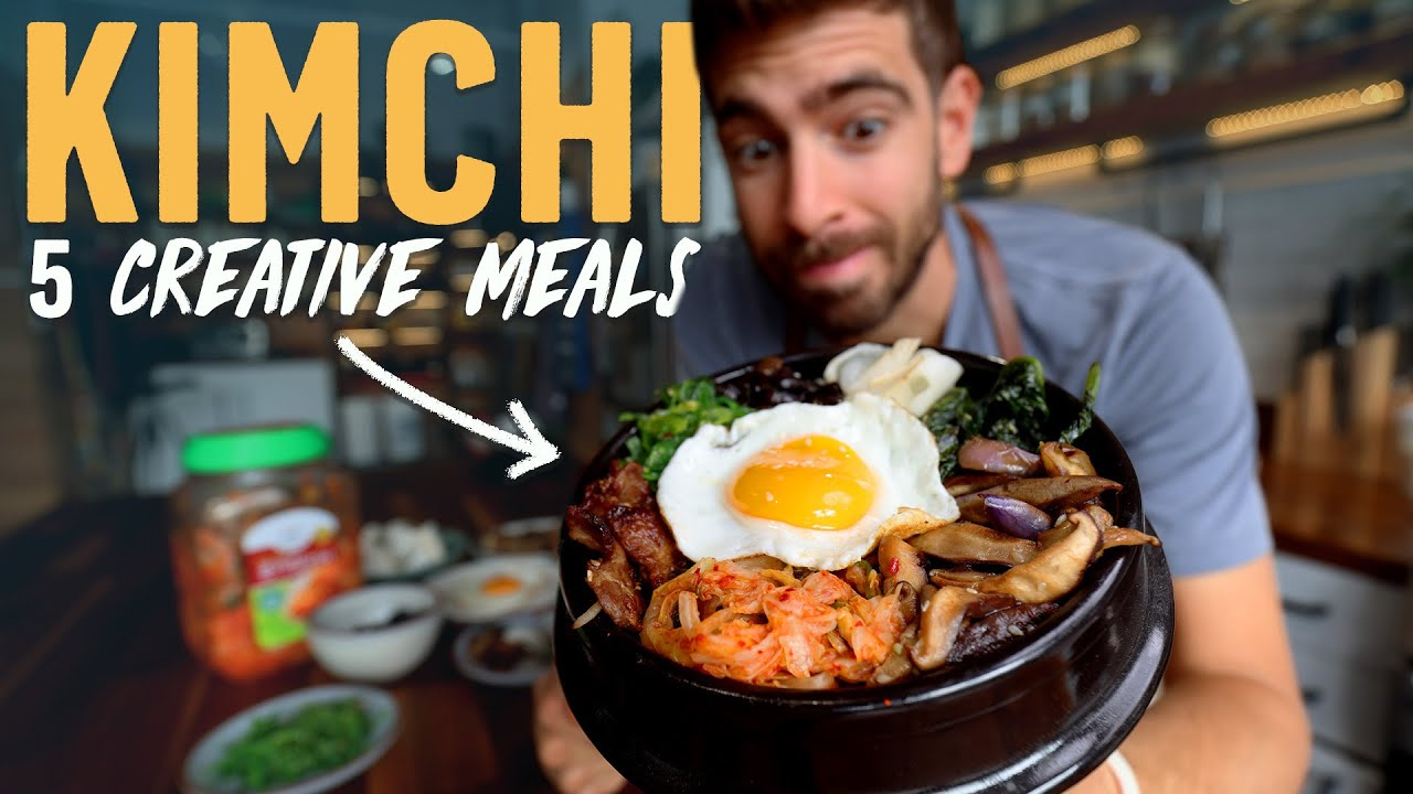 Got Kimchi? Here's how to use it...
