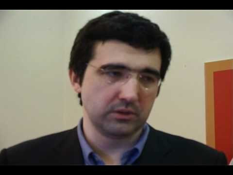 London Chess Classic Interviews Anand Kramnik Adams  McShane
