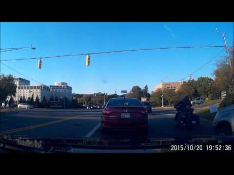 Intersection of Pepper & McCormick, Hunt Valley MD, 10/20/2015