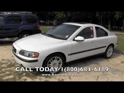 2002 VOLVO S60 Review Car Videos * Leather * Moonroof * For Sale @ Ravenel Ford Charleston SC