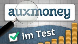 Bei AUXMONEY Geld anlegen – TEST der P2P Kreditplattform | Investieren in P2P Kredite