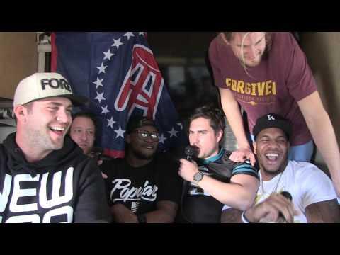 The Barstool Casting Couch Featuring Blake Bortles, Eric Ebron and Jabari Price