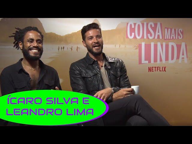 Coisa Mais Linda (NETFLIX) - Ícaro Silva e Leandro Lima