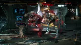 MORTAL KOMBAT 11 FOR THE FIRST TIME
