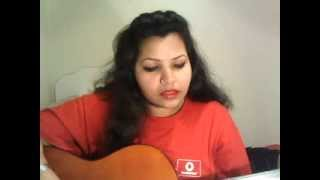Mon Majhi Khobordar by Muntaz Fakir (Cover by Faria Rafiq)