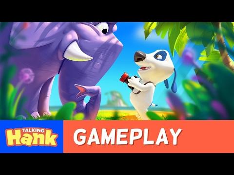 My Talking Hank - How to Play (Tutorial)