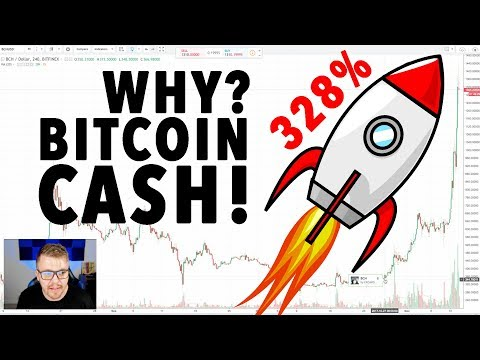Bitcoin Cash! 300% MOVE! WHAT IS GOING ON!