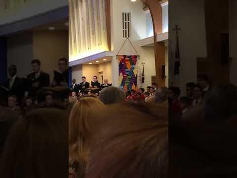 Philadelphia (PA) Boys Choir & Chorale, clip, March 18, 2018