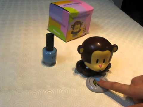Monkey Nail Drayer