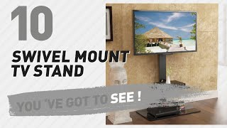 Swivel Mount TV Stand // New & Popular 2017