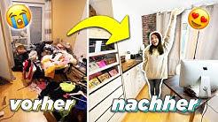 ENDLICH! NEUES STUDIO, Makeup Aufbewahrung & Büro TOUR! 😍 KRASSE Transformation 😂