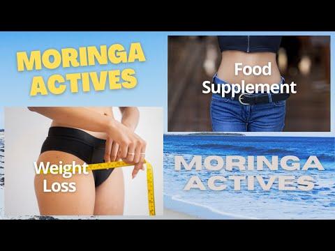 Moringa's Actives  Weight Loss  Food Supplement #shorts