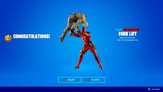 Fortnite Deadpool Week 10