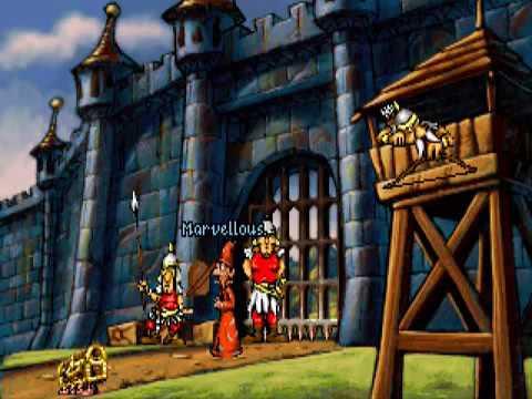 Discworld Soundtrack   City Gate
