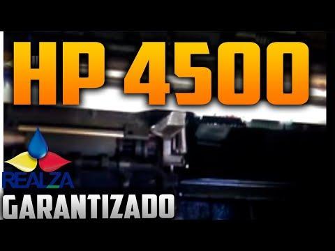 Descargar Video desarmar impresora hp 4500