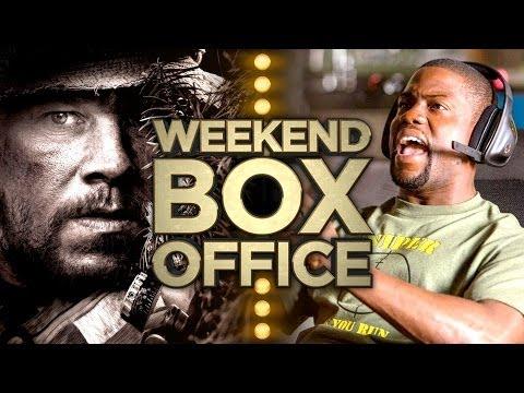 Weekend Box Office - Jan. 17-19, 2014 - Studio Earnings Report HD