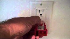 A Home Inspector Orlando Explains How to Test GFCI Outlets | (407) 218-6522 | CALL US