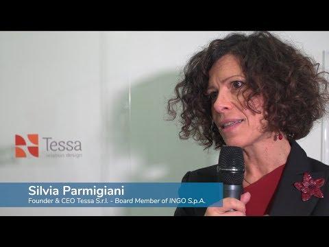 INGO – Intervista a Silvia Parmigiani al World Business Forum 2017
