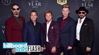 Backstreet Boys Reveal They Love BTS | Billboard News Flash