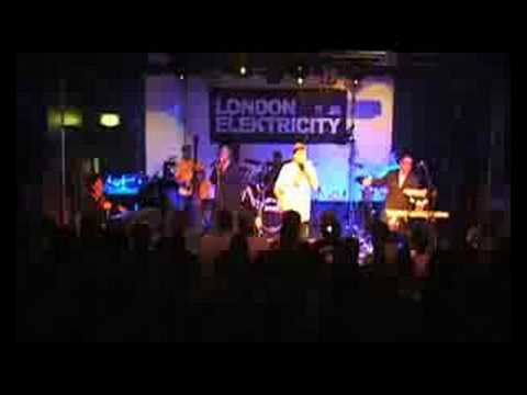 London Elektricity Billion Dollar Gravy at Scala