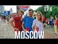 Tips on how to enjoy Moscow (HONEST VLOG)