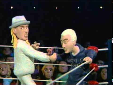 Celebrity Deathmatch Season 1 Episode 9 - Simkl