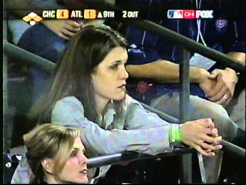 Cubs-Braves, Oct. 5, 2003 (NLDS Game 5, innings 8-9)