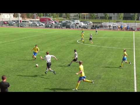 Risca Academy u14s vs Barry Town 18.09.16