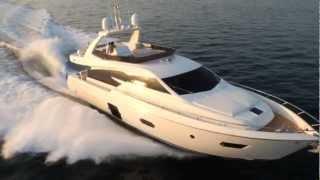 Ferretti 720(Ferretti 720 http://www.premiumyachts.ru © 2010 Premium Yachts - дистрибьютор элитных моторных яхт Ferretti Group +7 (495) 741 0003., 2012-04-02T14:19:43.000Z)