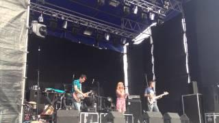 Ріплей - Вибух сонця (Live Ковель Energy 06.07.2013)